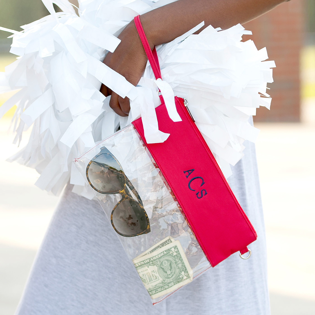 Clear Purse Gameday