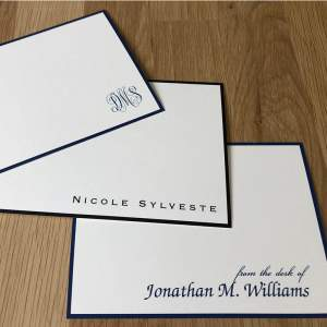 personalized-flat-notecards