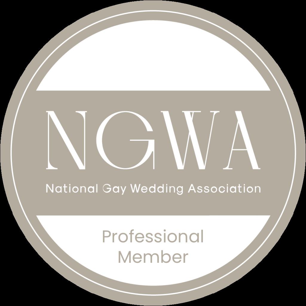 National Gay Wedding Association, Professional Member